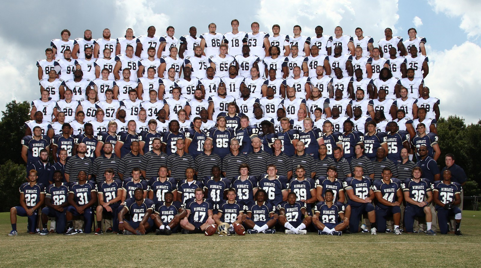 2014 0 Roster Wingate University Athletics