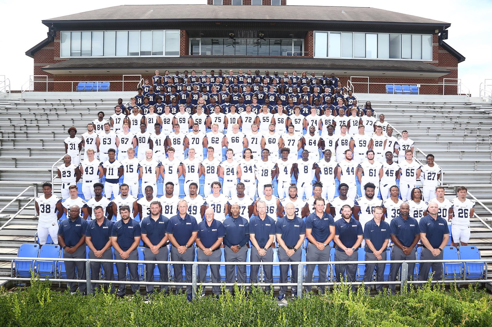 2018 Football Roster Wingate University Athletics